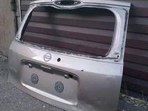 Крышка багажника Nissan Note