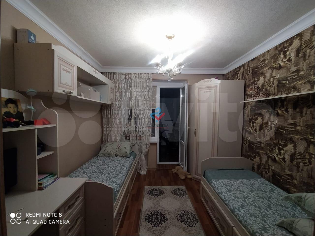 3-к квартира, 64.5 м², 2/5 эт.  89891741010 купить 7