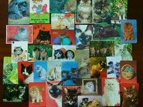 Календарики с кошками