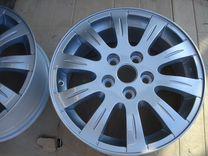 Оригинальные литые диски на Митсубиси 6,5JR16 et46