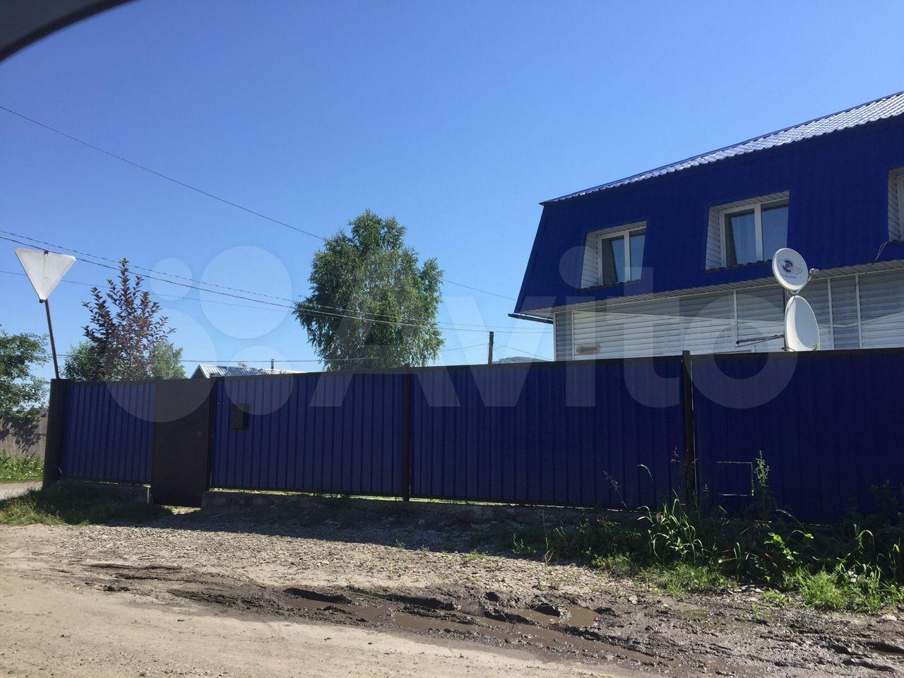 Дом 200 м² на участке 10 сот.  89095072971 купить 2