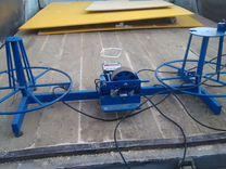Станок для перемотки кабеля