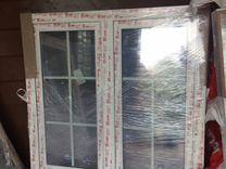 Окно стеклопакет, новое + еще 2 окна