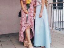Вечернее выпускное платье