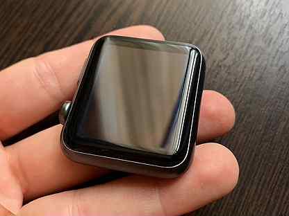 Apple Watch series 1 серия нерабочие