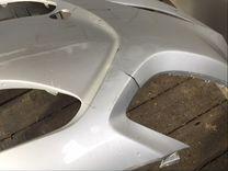 Бампер передний Hyundai Solaris 2012