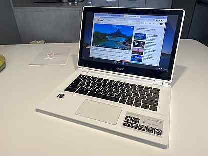 Новый Acer с сенсорный экраном до 13 часов батарея