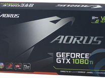 Видеокарта GTX 1080ti Aorus