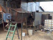 Производство топливных гранул (пеллет)