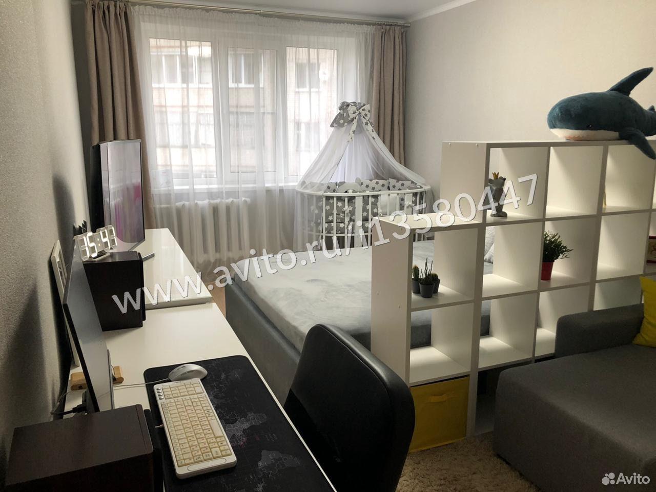 2-к квартира, 52.3 м², 3/5 эт.  89379308099 купить 8