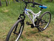 Новый велосипед можно прокатиться 21 скорость