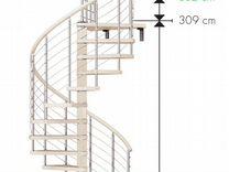 Винтовая лестница Ададжио