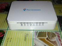 Wi-Fi роутер росстелеком