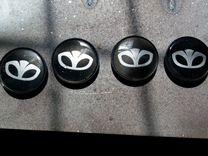 Заглушки ступицы колес на дэу