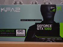 Продам KFA2 GTX 1060 на 3 гб