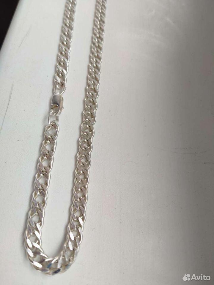 Серебряная цепь  89605431786 купить 4