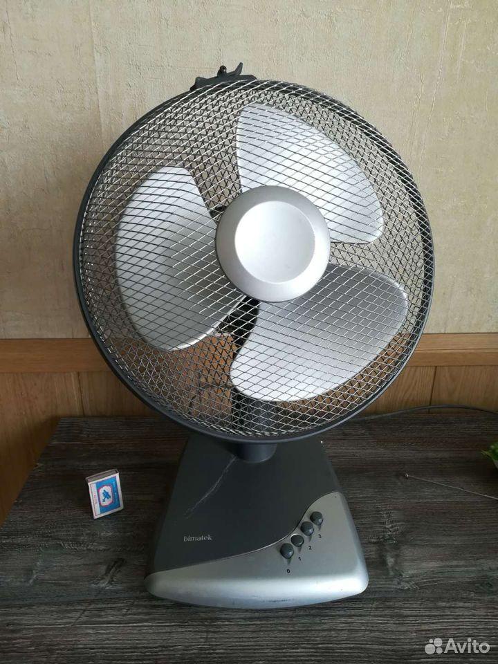 Вентилятор мощный 3 скорости