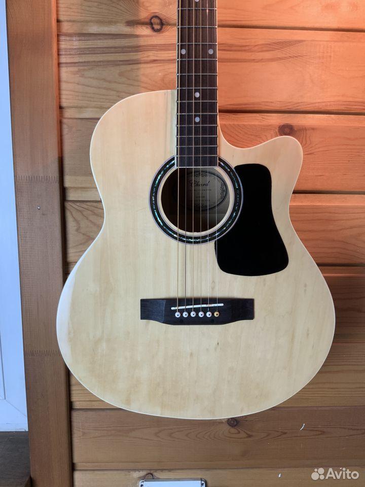 Электроакустическая гитара Chard  89024865089 купить 6