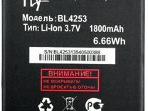Аккумулятор FLY BL4253 для телефона IQ443 Trend