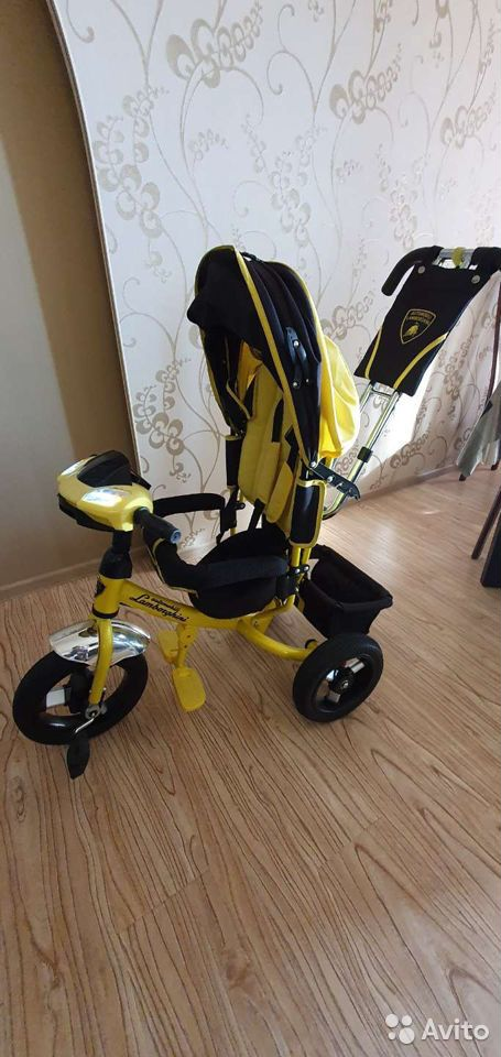 Велосипед детский Lamborghini  89183809015 купить 4