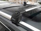 Багажник на интегрированные рейлинги AIR 2