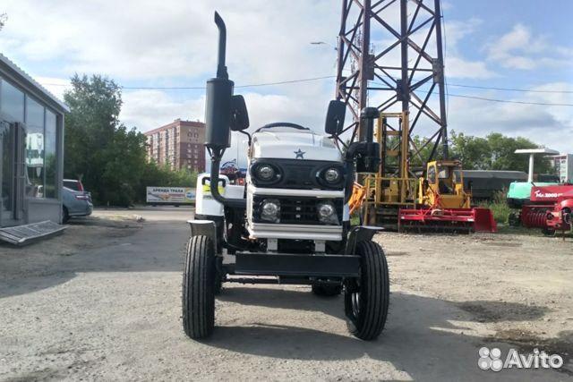 Мини-трактор Скаут Т-220B, 4х2, 18 л.с  88007074451 купить 3
