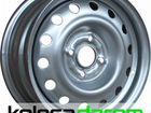 Штампованные диски R14x5.5 4x100 - 702997300