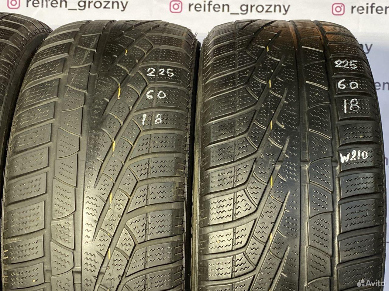 225/60/18 Pirelli SottoZero Winter 210 - 4 шт  89380001718 купить 2