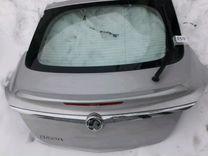 Крышка багажника Опель Инсигния Opel хетчбек
