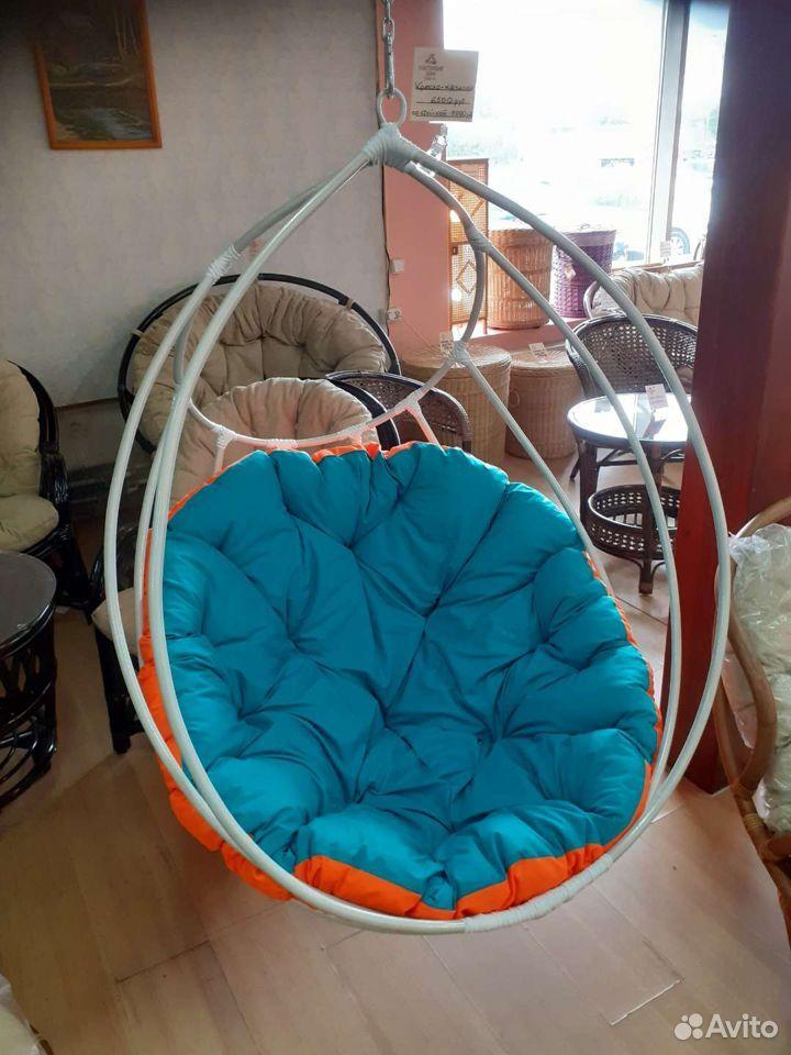 Подвесное кресло-качель Винтаж  89836234009 купить 1