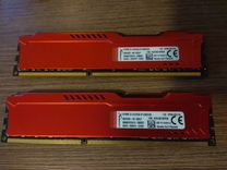Kingston HyperX 1866 мГц (HX318C10FR/8) 8x2 Gb