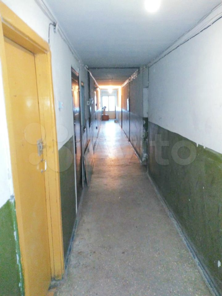 Комната 17 м² в 1-к, 8/9 эт.  89125709229 купить 5