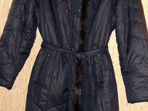 Пальто пуховик 66 размер — Одежда, обувь, аксессуары в Нижнем Новгороде
