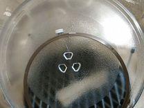 Тарелка для микроволновой печи с кольцом 32см