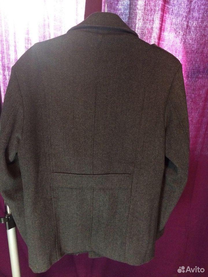 Пальто мужское  89002020556 купить 2