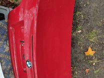 Крышка багажника бмв Е82