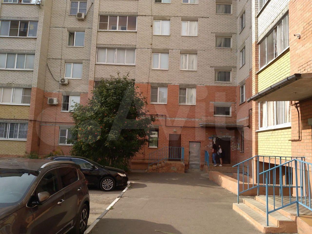 2-к квартира, 56.6 м², 9/9 эт.