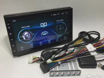 Магнитола 2-DIN Android 8.1,GPS/USB/Bluetooth