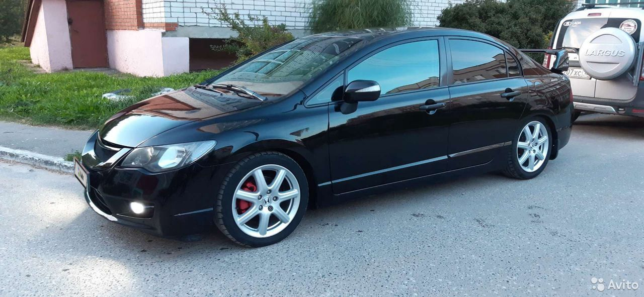 Honda Civic, 2009  89613336735 купить 1