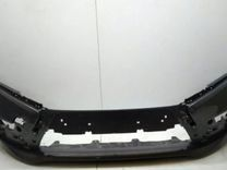 Vesta передний бампер цвет Анкгор коричневый