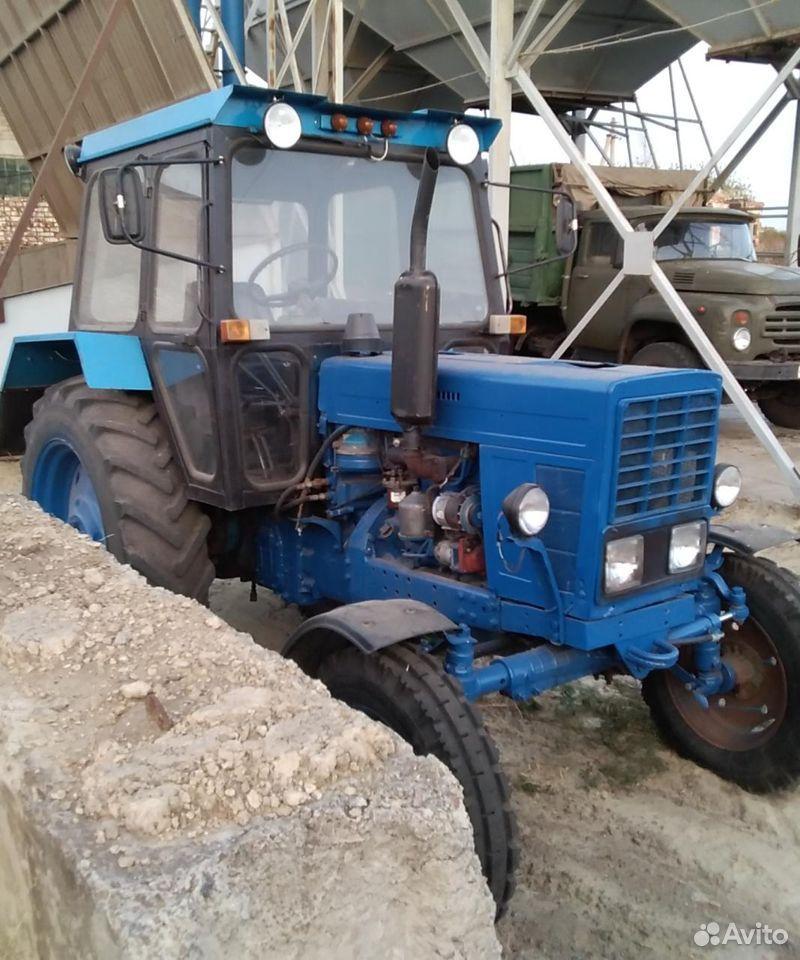 Трактор мтз 80  89606376106 купить 2