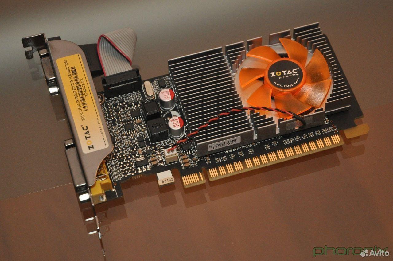 Zotac GT610 synergy edition 1GB 64BIT DDR3