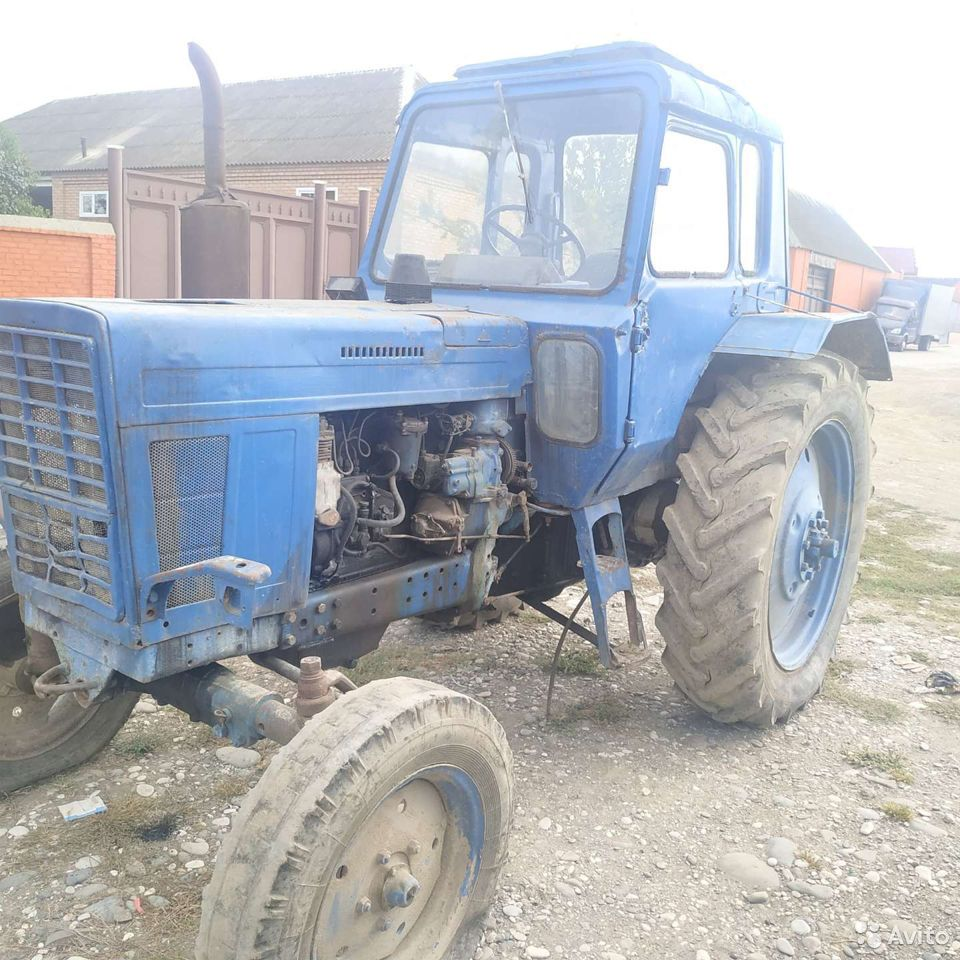 Tractor MTZ 80  89659543903 buy 7
