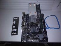 Комплект FX8120 / 16gb ddr3 / GTX760