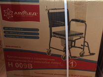 Кресло-коляска санитарное