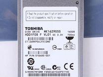 Жесткий диск Microsata Toshiba mk1229gsg-120Gb 1,8