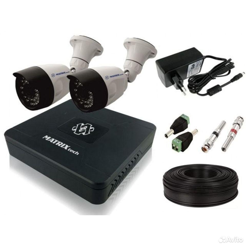 Видеонаблюдение В частный дом, коттедж+интернет  89223082476 купить 1