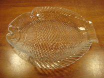 Селедочница и стакан Рыбы — Посуда и товары для кухни в Нижнем Новгороде
