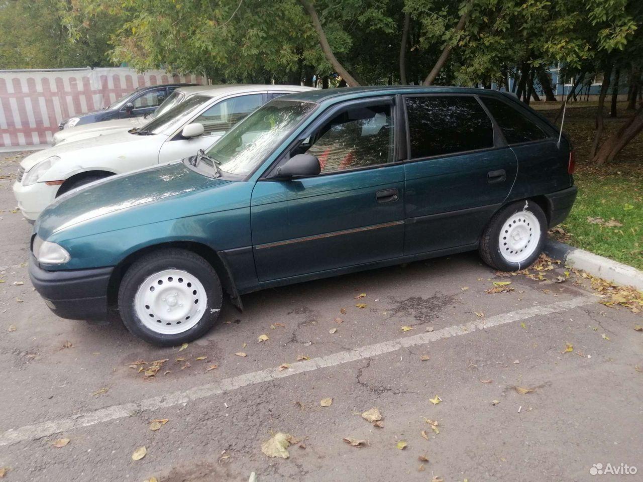 Opel Astra, 1997  89584629137 купить 2