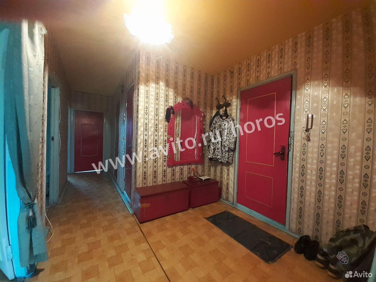 4-к квартира, 71 м², 4/5 эт.